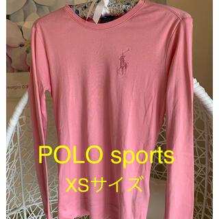 ポロラルフローレン(POLO RALPH LAUREN)のポロスポーツ ロンT XSサイズ(カットソー(長袖/七分))