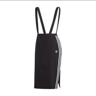アディダス(adidas)の【あらぴこまる様専用 adidasスカート】(ひざ丈スカート)