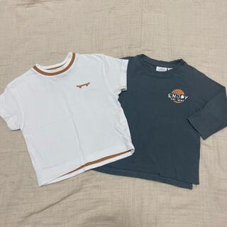 ザラ(ZARA)のZARAbaby トップス Tシャツ 80cm(Tシャツ)