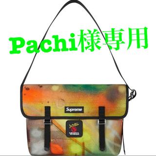シュプリーム(Supreme)のDe Martini Messenger Bag Rammellzee(メッセンジャーバッグ)