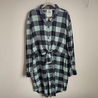 チープマンデー(CHEAP MONDAY)のシャツワンピース(シャツ/ブラウス(長袖/七分))