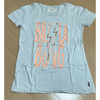 ビラボン(billabong)の【 美品 】BILLABONG Tシャツ レディース M(Tシャツ(半袖/袖なし))