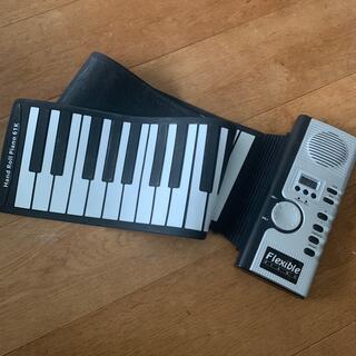 くるくる巻ける ロールピアノ61キー(電子ピアノ)