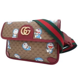 グッチ(Gucci)のグッチ ドラえもん x GUCCI ベルトバッグ 40800072156(ウエストポーチ)