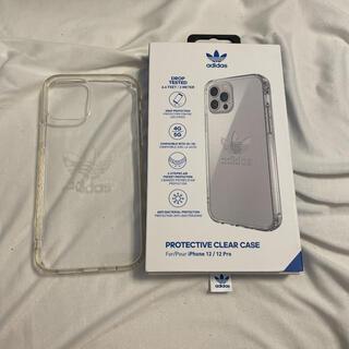 アディダス(adidas)のiPhone12 スマホケース adidas(iPhoneケース)