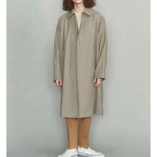 UNITED ARROWS - UNITED ARROWS メンズ 春用 ステンカラー コート