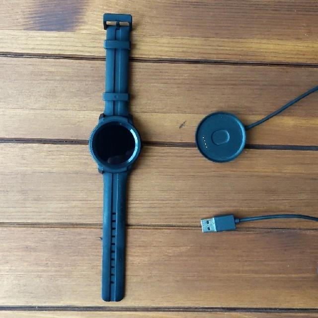 Google(グーグル)のTicwatch E2 スマートウォッチ wear os google メンズの時計(腕時計(デジタル))の商品写真