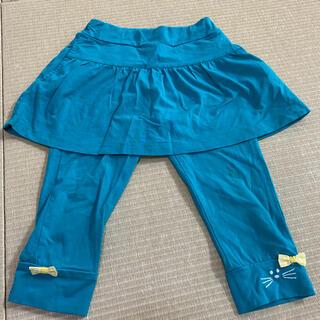 クレードスコープ(kladskap)のグレードスコープ スパッツ付きスカート 110cm(パンツ/スパッツ)