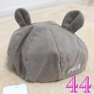 POLO RALPH LAUREN - ポロ ベレー帽 44 ポロベア キャップ 帽子