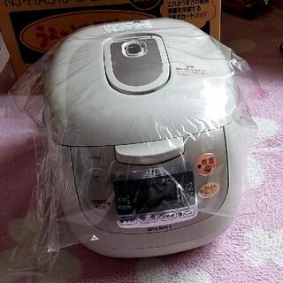 ミツビシ(三菱)の【未使用】三菱IHジャー炊飯器(炊飯器)