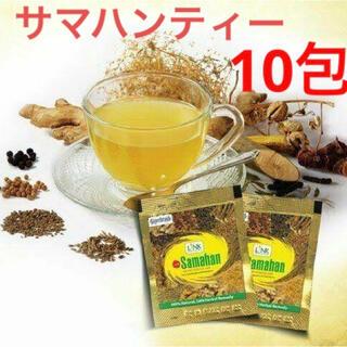 サハンティー  10包 mlesna グリーンティー 40個(茶)