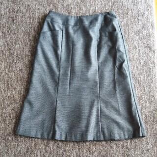アルファキュービック(ALPHA CUBIC)のスカート(ひざ丈スカート)