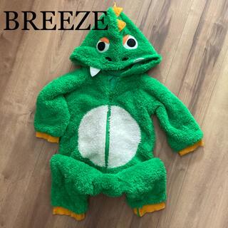 BREEZE - 《BREEZE F.O.KIDS》ロンパース つなぎ アウター 恐竜 ボア