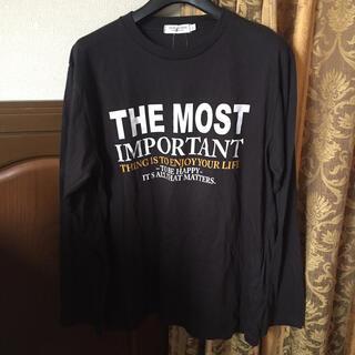 シマムラ(しまむら)のロンT   新品・未使用品(Tシャツ/カットソー(七分/長袖))