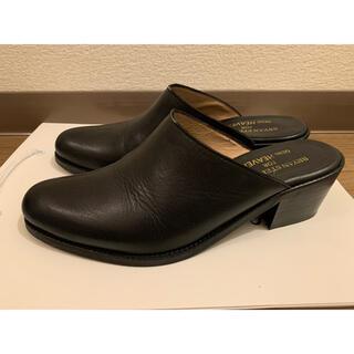 ローズバッド(ROSE BUD)のROSE BUD サボサンダル(ローファー/革靴)