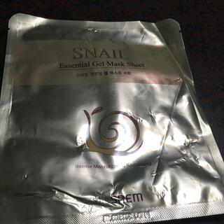 the saem - フェイスマスク カタツムリ 1枚