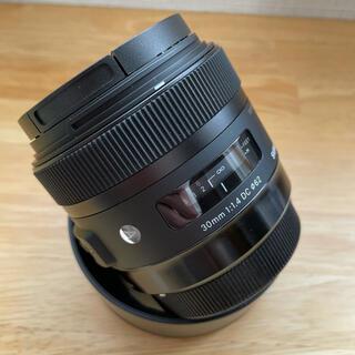 シグマ(SIGMA)のSIGMA 30mm F1.4 DC HSM Art キャノン用(レンズ(単焦点))