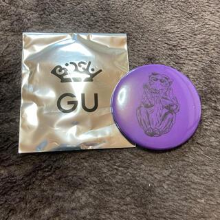 ジーユー(GU)のBiSH × GU 缶バッジ リンリン(アイドルグッズ)