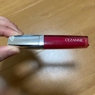 セザンヌケショウヒン(CEZANNE(セザンヌ化粧品))のセザンヌ ジェルグロスリップ02ピンク(リップグロス)
