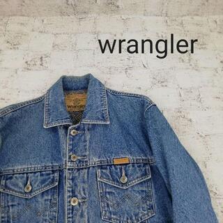 ラングラー(Wrangler)のWrangler ラングラー デニムジャケット(Gジャン/デニムジャケット)