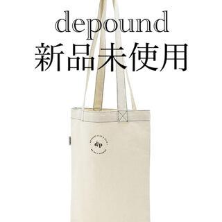 depound 新品 ステッチバック(トートバッグ)
