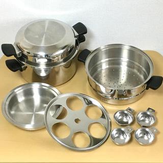 アムウェイ(Amway)のアムウェイ クィーン 6L シチューパンセット(調理道具/製菓道具)