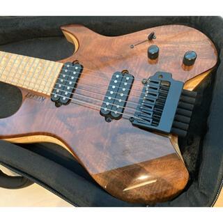 KIESEL Vader V7X 7弦 ヘッドレスギター 美品(エレキギター)