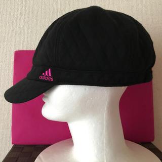 アディダス(adidas)の🧏♀️adidas キャスケット、帽子、ハット、キャップ❣️(キャスケット)