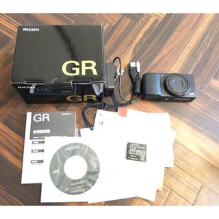 RICOH - カメラ RICOH GR