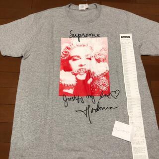 シュプリーム(Supreme)のsupreme Madonna Tee M 新品未使用 レシート原本付き(Tシャツ/カットソー(半袖/袖なし))