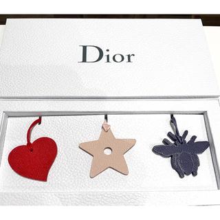 クリスチャンディオール(Christian Dior)の新品⭐️クリスチャンディオール バッグチャーム(キーホルダー)