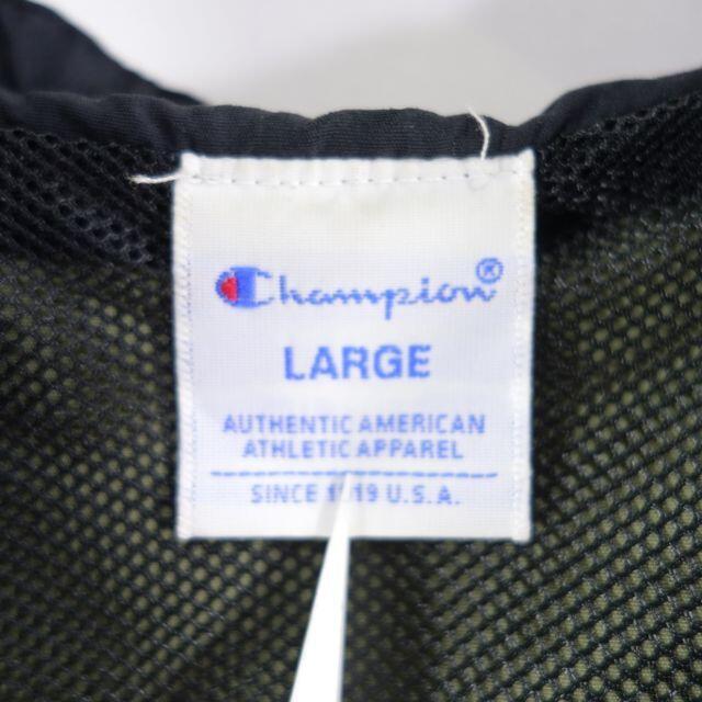 XLARGE(エクストララージ)のXLARGE CHAMPION ANORAK PARKA CB-N604 メンズのトップス(パーカー)の商品写真