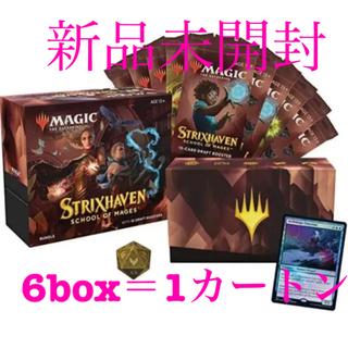 MTG ストリクスヘイブンバンドルセット 英語版魔法学院 新品未使用(Box/デッキ/パック)