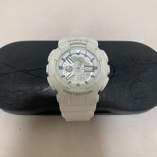 CASIO Baby-G 腕時計 白
