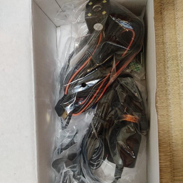 リアカメラ付きドライブレコーダー 自動車/バイクの自動車(セキュリティ)の商品写真