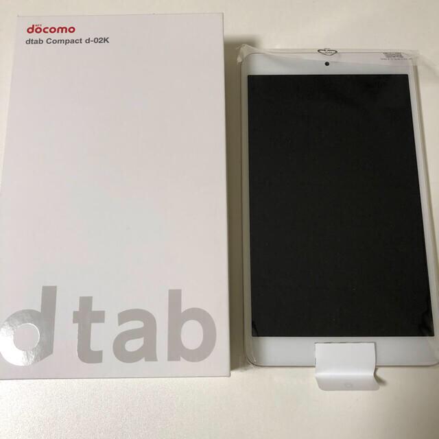 NTTdocomo(エヌティティドコモ)のdocomo タブレット スマホ/家電/カメラのPC/タブレット(タブレット)の商品写真