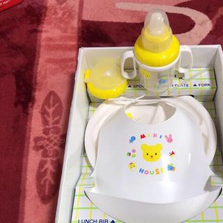mikihouse - ミキハウス✳️ベビー用食器セット✳️新品未使用✳️安心安全日本製