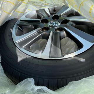 トヨタ(トヨタ)のヴォクシー煌Ⅲ 純正タイヤ 16インチ新品 ホイール ナット(タイヤ・ホイールセット)