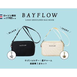 ベイフロー(BAYFLOW)のロゴショルダーバッグ/BAYFLOW(ショルダーバッグ)