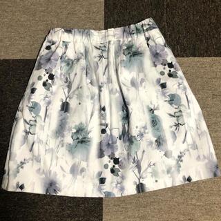 IENA - ☆イエナ☆  花柄 コットンタイトスカート