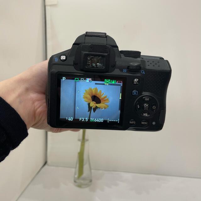 PENTAX(ペンタックス)の516 ペンタックス K30 レンズキット 18-135㎜ レンズキャップ付き スマホ/家電/カメラのカメラ(デジタル一眼)の商品写真