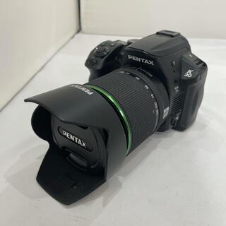 PENTAX - 516 ペンタックス K30 レンズキット 18-135㎜ レンズキャップ付き