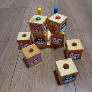アンパンマン(アンパンマン)のアンパンマン積み木(積み木/ブロック)