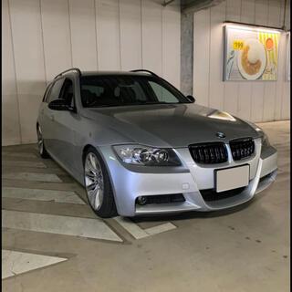 BMW - BMW Mスポ今年末まで320i ツーリングe91 走行6万 車検R4.7まで