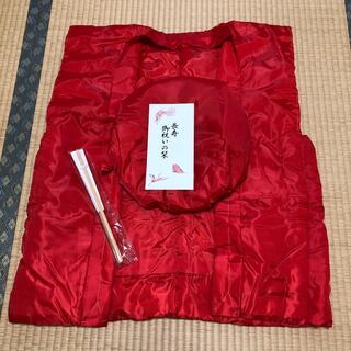 還暦祝い 赤いちゃんちゃんこ(衣装一式)