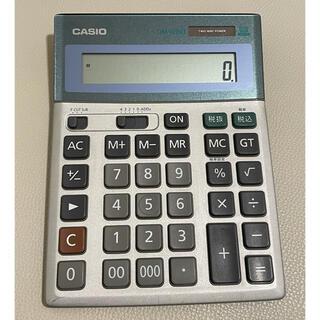 CASIO - CASIO 電卓 CASIO カシオ電卓 DM-1200T 大型12桁 実務用