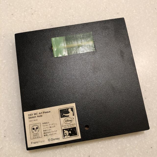 Francfranc(フランフラン)のDisney ミッキー Art Plaque ハンドメイドのインテリア/家具(インテリア雑貨)の商品写真