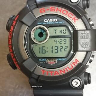 ジーショック(G-SHOCK)のCASIO  Gshockフロッグマン DW8200(腕時計(デジタル))