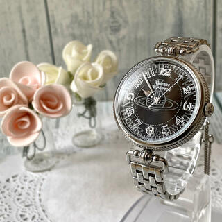 Vivienne Westwood - 【美品】 ヴィヴィアン  腕時計 アンティークコインウォッチ シルバー