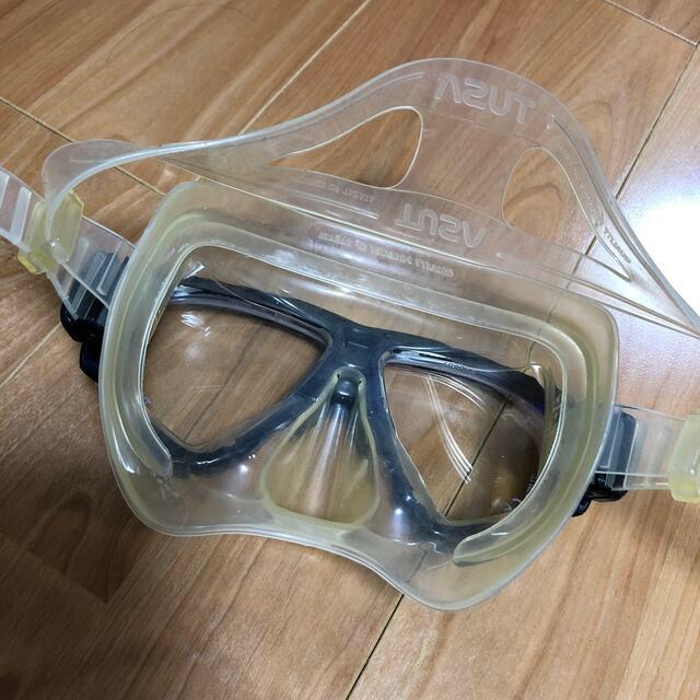 TUSA(ツサ)の【はるくんママ1218様専用】TUSA ダイビングマスク スポーツ/アウトドアのスポーツ/アウトドア その他(マリン/スイミング)の商品写真